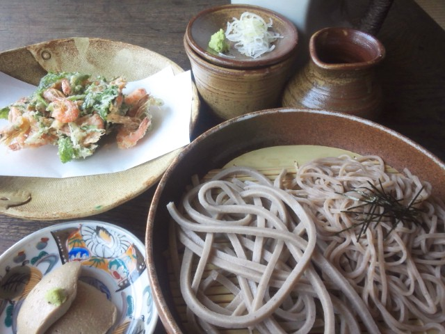蕎麦道楽 百古里庵