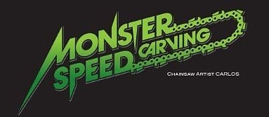 Monster Speed Carving logo