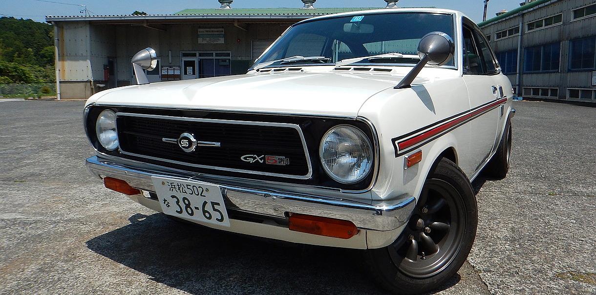 安松自動車
