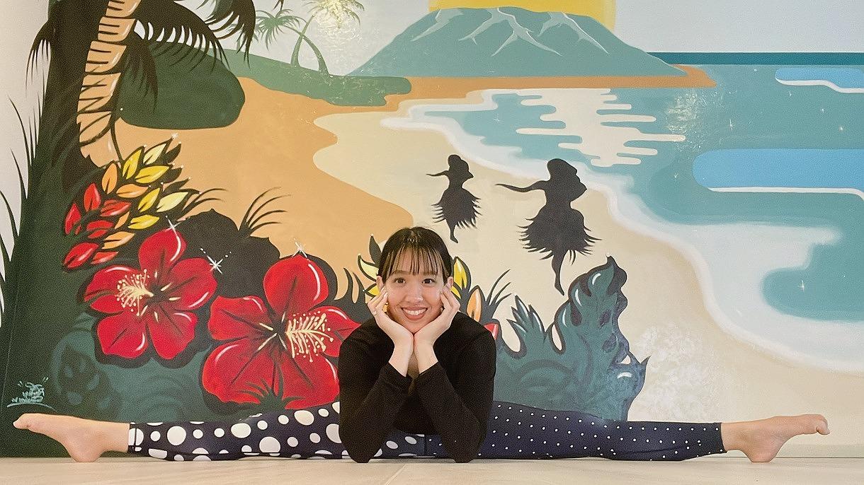 yoga & Aerial yoga 姫yoga-トップ