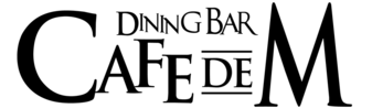Cafe de M(カフェ ド エム)_logo