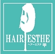 ヘアーエステ甲_logo