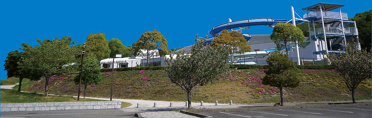 御前崎市民プール すいすいパークぷるる トップ画像