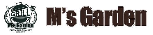 M's Garden ピクニック広場ロゴ
