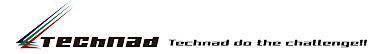 テクナード株式会社 ロゴ